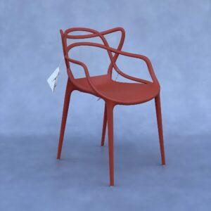 Kartell Masters stoel roest oranje Stoelen Design Meubels Tweedehands Nieuw