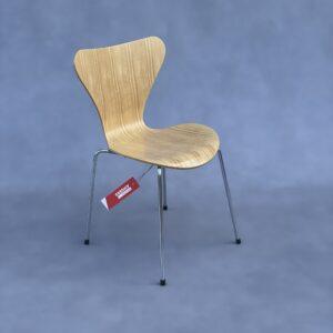 Fritz Hansen Serie 7 Vlinderstoel Beukenhout Stoelen Design Meubels Tweedehands Nieuw