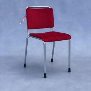 Gispen 106 Stoel Rood Stof Stoelen Design Meubels Tweedehands Nieuw