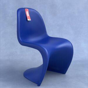 Vitra Panton Chair Stoel Blauw Kunststof Stoelen Design Meubels Tweedehands Nieuw