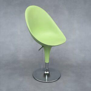 Magis Bombo Stoel/Kruk Hoge rug (hoogte verstelbaar) Groen Stoelen Design Meubels Tweedehands Nieuw