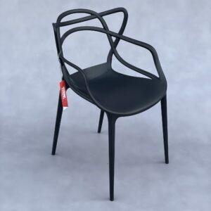 Kartell Masters stoel Zwart Stoelen Design Meubels Tweedehands Nieuw