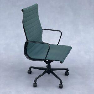 Vitra EA119 Charles en Ray Eames Bureaustoel Draaibaar Groen Hopsak Bureaustoelen Design Meubels Tweedehands Nieuw