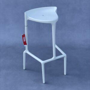 BARKRUK PEDRALI HAPPY 490 kleur wit Krukken Design Meubels Tweedehands Nieuw