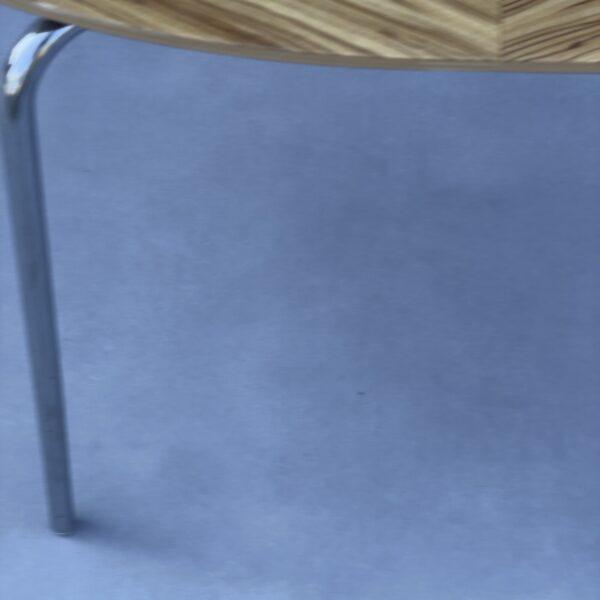 Plycollection Chat stoel kleur Zebrano Stoelen Design Meubels Tweedehands Nieuw
