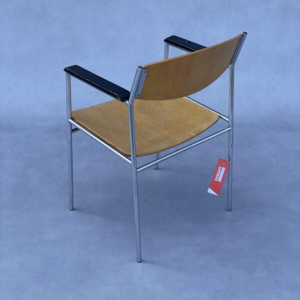 Gijs van der sluis Spectrum Stoel beukenhout Stoelen Design Meubels Tweedehands Nieuw